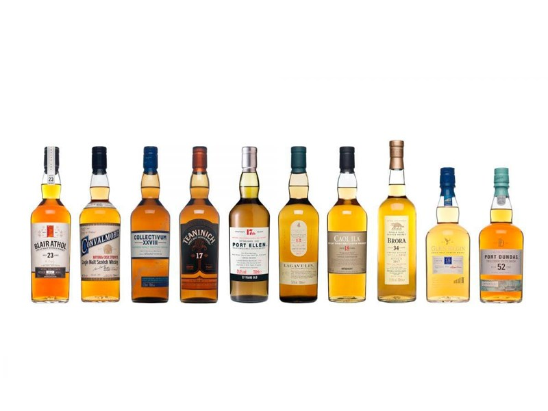 Diageo 2017 Special Releases