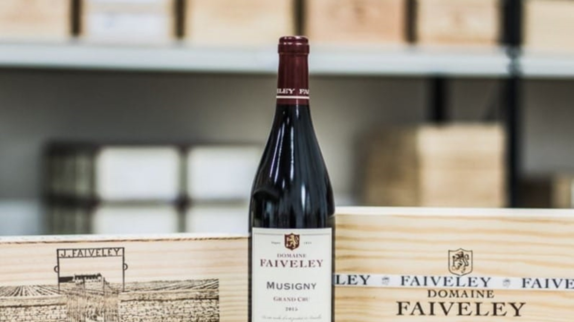 2015 Faiveley Musigny
