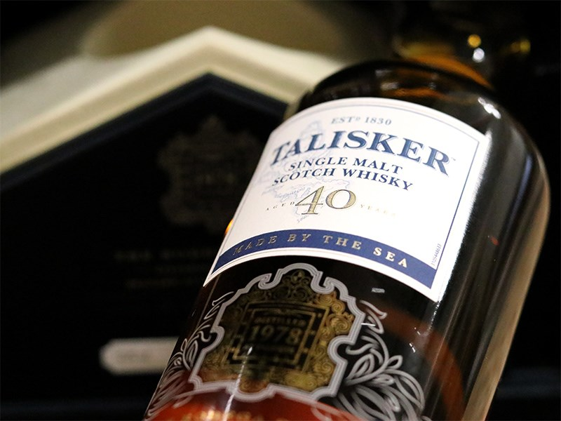 Investering i Talisker The Bodega Series